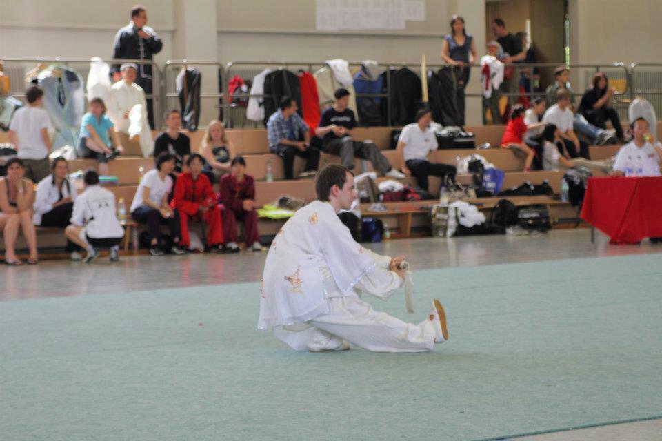 Qigong Stretching Yin Yoga pmr