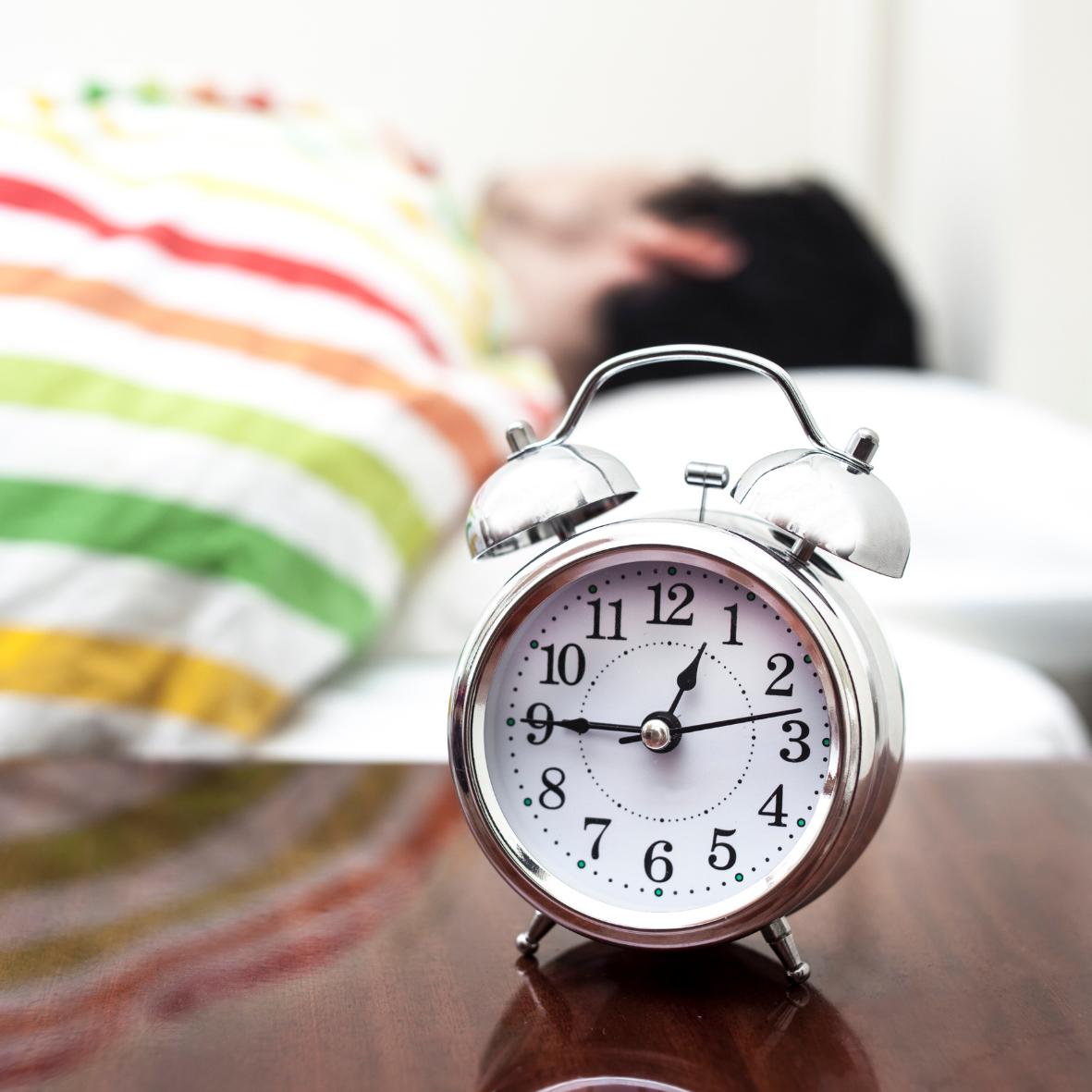 Schlaf Zeitmanagement