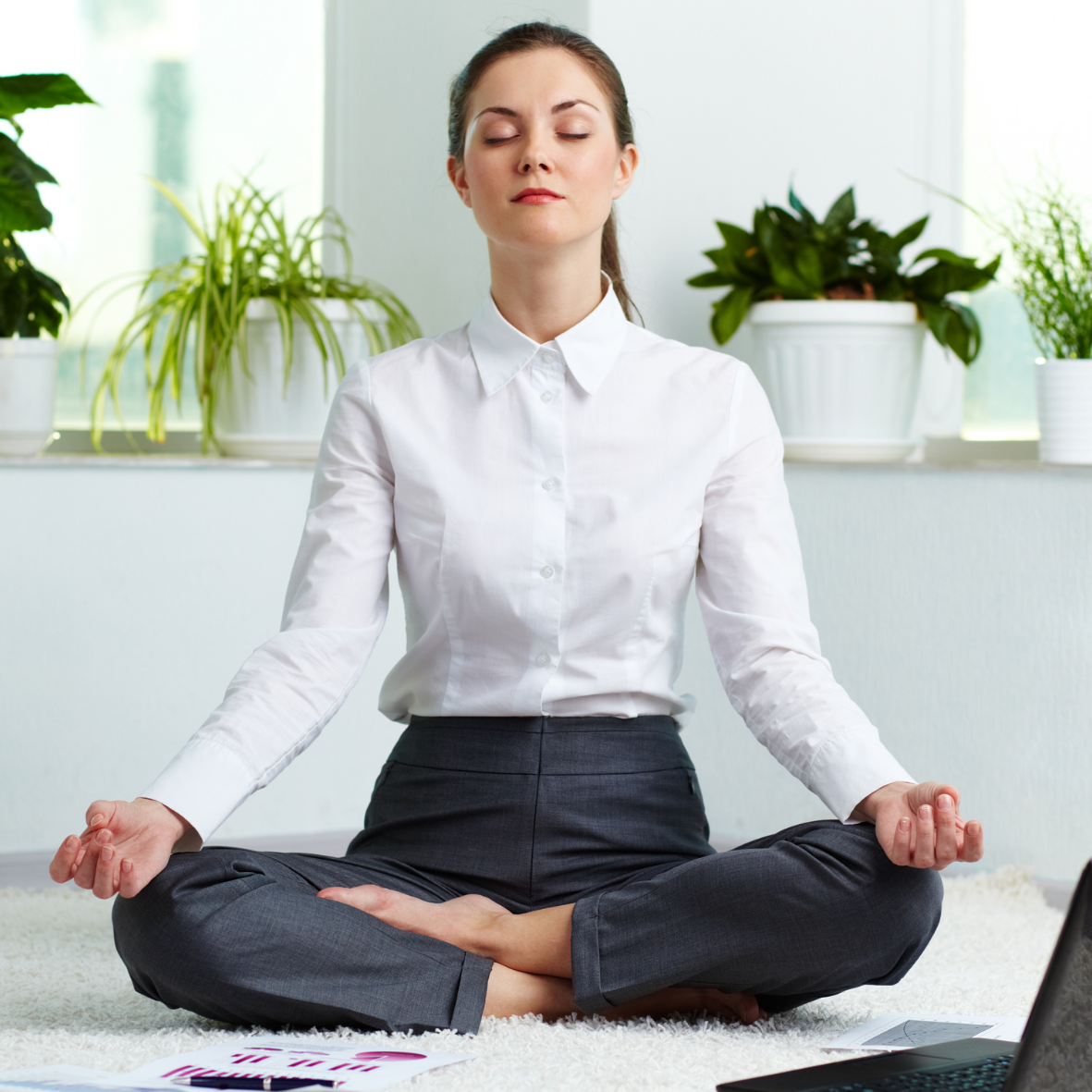 Entspannungstraining Achtsamkeit im Beruf